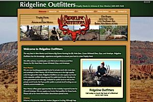 Outfitter / Hunting Guide