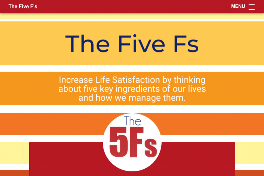 The Five F's