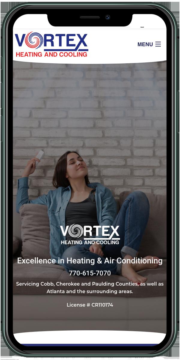 Heating & Air Conditioning<hr>Marietta, GA