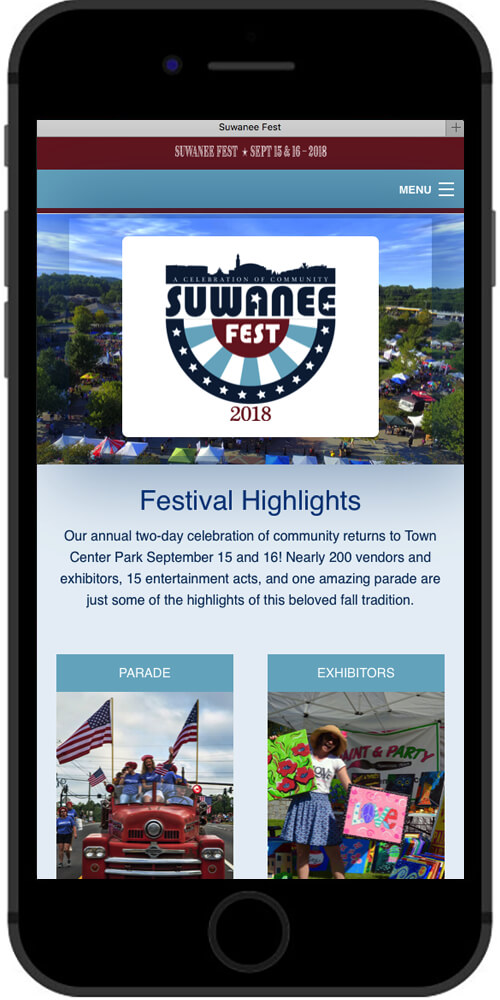 Large Regional Fall Festival